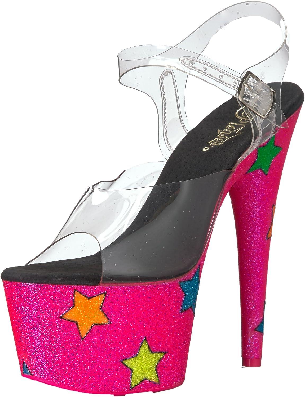 Pleaser damen ADORE-708UVGSTR C NHPG Sandals    c7f66f