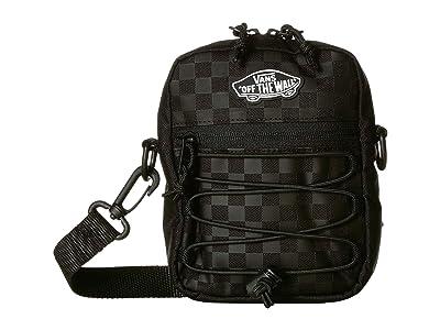 Vans Street Ready Sport Crossbody (Black/Black) Handbags