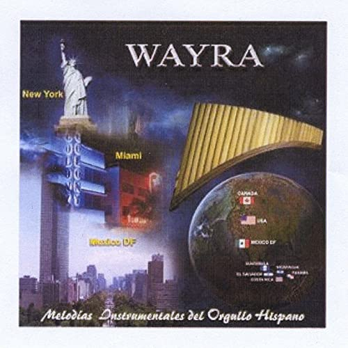 Melodías Instrumentales Del Orgullo Hispano, Vol. I by Wayra on Amazon Music - Amazon.com