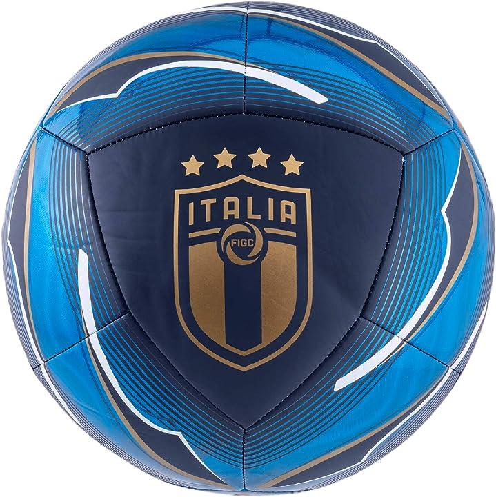 Puma figc icon ball, pallone da calcio unisex adulto 83346