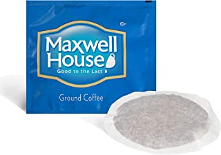Maxwell House Ground Coffee (0.7 oz Bags, Pack of 100)