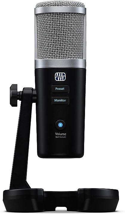 Microfono usb con elaborazione vocale studiolive all`interno presonus revelator B08LNJ6Z9H