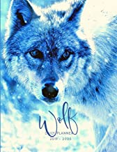 2019 2020 15 Months White Wolves Daily Planner: Academic Hourly Organizer In 15 Minute Interval; Appointment Calendar With Address Book, Password Log ... Oct 2019 To Dec 2020 With Julian Dates