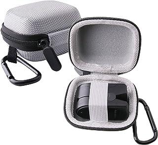 WERJIA Hard Storage Case for Fingertip Pulse Oximeter Blood Oxygen Fingertip Oximeter Case (Grey)