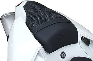 TRIBOSEAT Ducati 848 (2008-2013) Anti Slip Motorcycle Passenger SEAT Cover Accessory Black