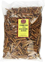 Spicy World Cinnamon Sticks 2 Pounds ~ 100 to 150 Sticks 3 Inches Length Cassia Cinnamon
