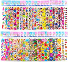 Sticker Sheets Stickers for Kids - 40 Different Kids Bulk Stickers 1200+ Fun Stickers for Girls Boy Stickers Kids Stickers...