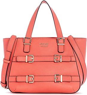 Guess Satchel Bag for Women- Orange