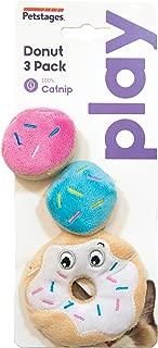 cat donut toy