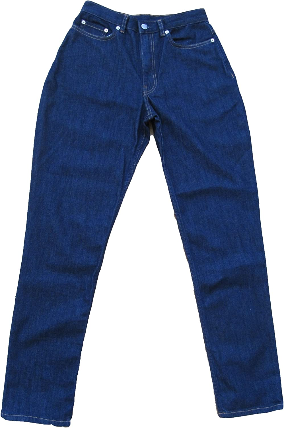 BLK DNM Jeans High Rise Womens Size 27 X 34 Crosby bluee