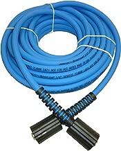 UBERFLEX Kink Resistant Pressure Washer Hose 1/4