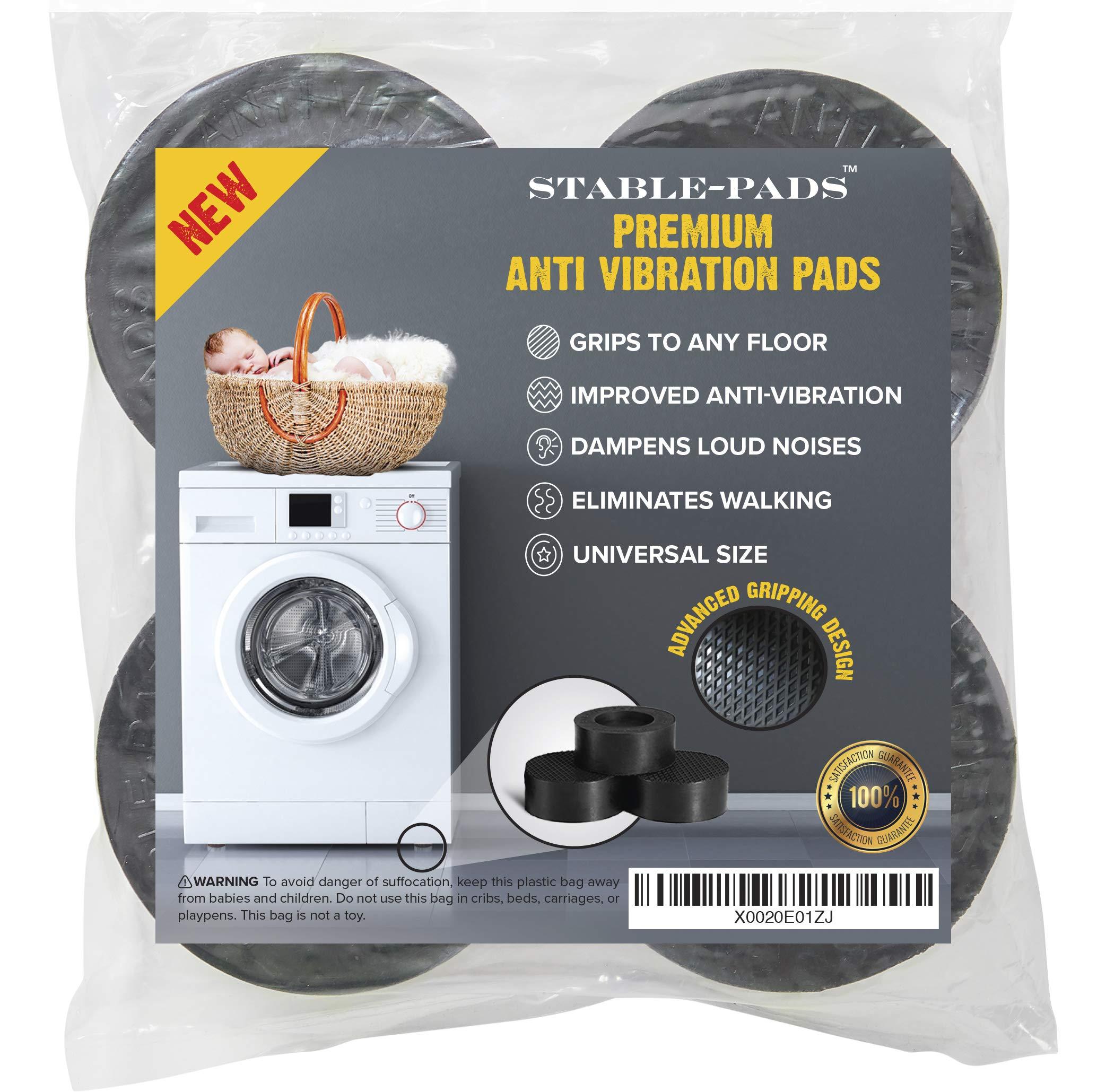 STABLE PADS Anti Walk Anti Vibration Vibration Appliances