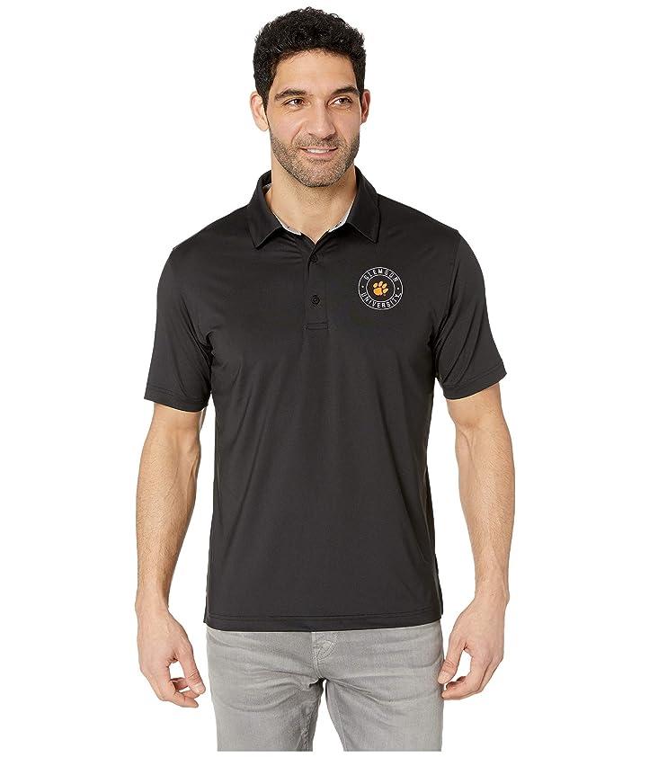 顕著不誠実旅行者[チャンピオン] メンズ シャツ Clemson Tigers Solid Polo [並行輸入品]