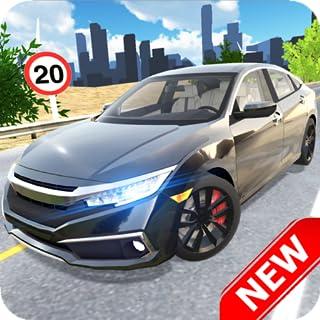 Car Simulator Civic: City Driving
