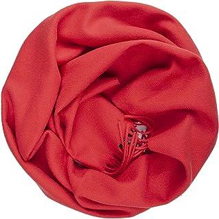 MA.AL.BI. 1947 Sciarpa lana uomo donna 100% Pura lana vergine 37X180 cm