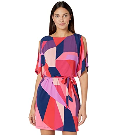 Trina Turk Bernice Dress (Teaberry) Women
