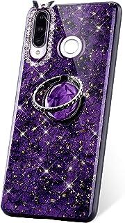 Kompatibel mit Huawei P30 Pro H/ülle,Getrocknete Blumen Gl/änzend Bling Glitzer Handyh/ülle f/ür Huawei P30 Pro Ultrad/ünn Case TPU Silikon H/ülle Schutzh/ülle Weiche Clear Bumper R/ückschale Case Cover