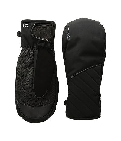 Seirus St Heatwave Plus Vanish Mitt (Black) Extreme Cold Weather Gloves
