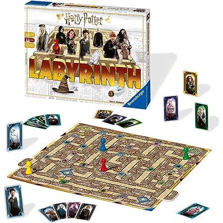 Ravensburger 26031, Labyrinth Harry Potter, Versión Española, Juego de Mesa, Jugadores 2-4, Edad Recomendada 7+