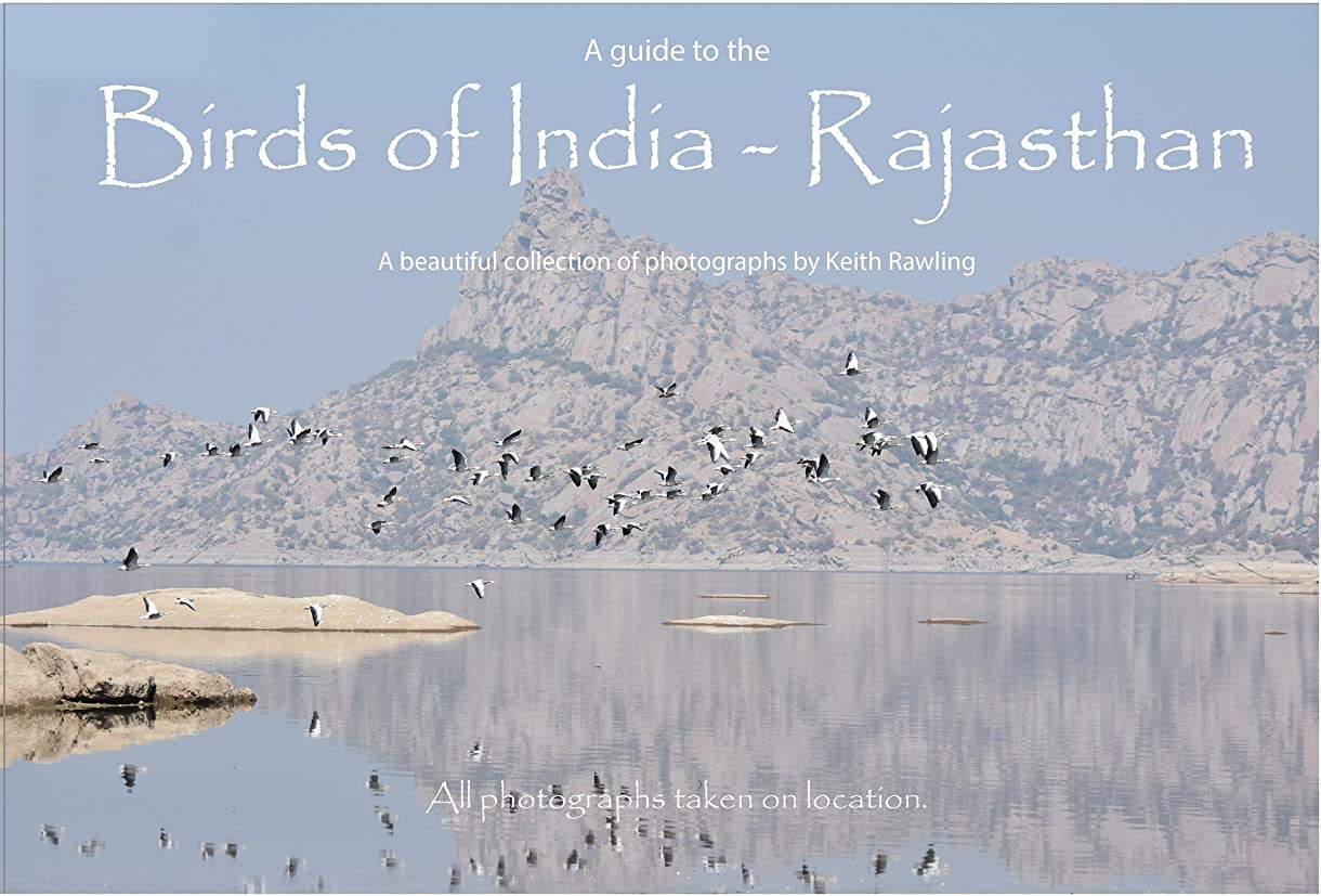 エッセイラッドヤードキップリング寄付Birds of India - Rajasthan: A guide to the Birds you can see in Rajasthan, India (English Edition)