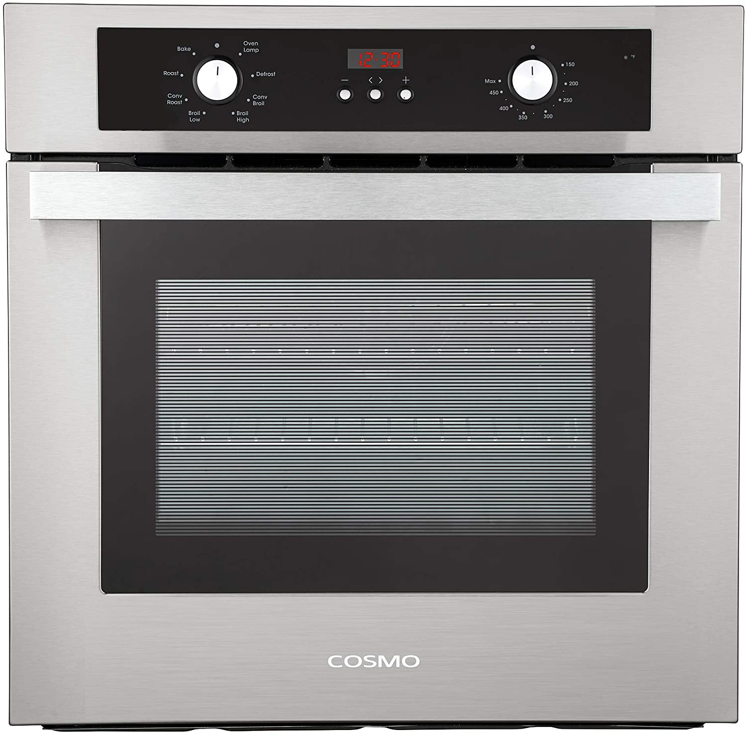 Cosmo C51EIX Electric Built-In Wall Oven cu. All items in the store 2.5 ft. with outlet Capaci