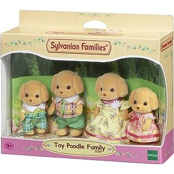 5205 Mini-poupée Bébé Chat Sylvanian Families Balançoir Valisette