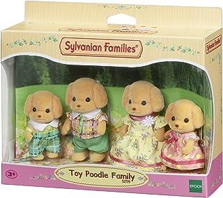 Sylvanian Families Toy Poodle Family, 5259