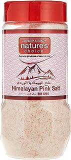 Natures Choice Natures Choice Himalayan Pink Salt - 600 gm