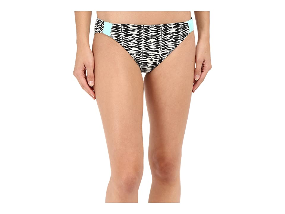 Roxy Animal Kona Reversible 70s Basic Pants (Animal_Kona_12x12_Combo_Sea Spray) Women