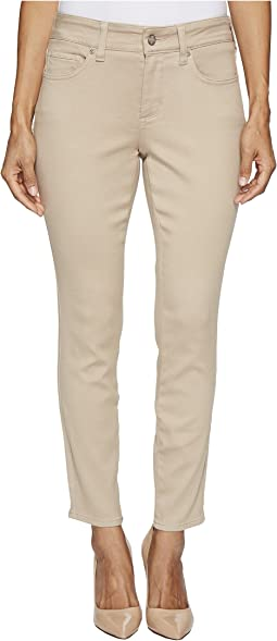 NYDJ Petite - Petite Ami Skinny Legging Jeans in Super Sculpting Denim in Pale Oak