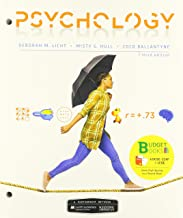 Loose-Leaf Version for Scientific American: Psychology 3e & LaunchPad for Scientific American: Psychology (Six-Months Access)