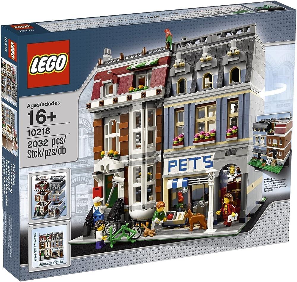 Lego creator negozio di animali 4657577