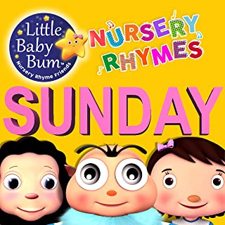 little baby bum days of the week