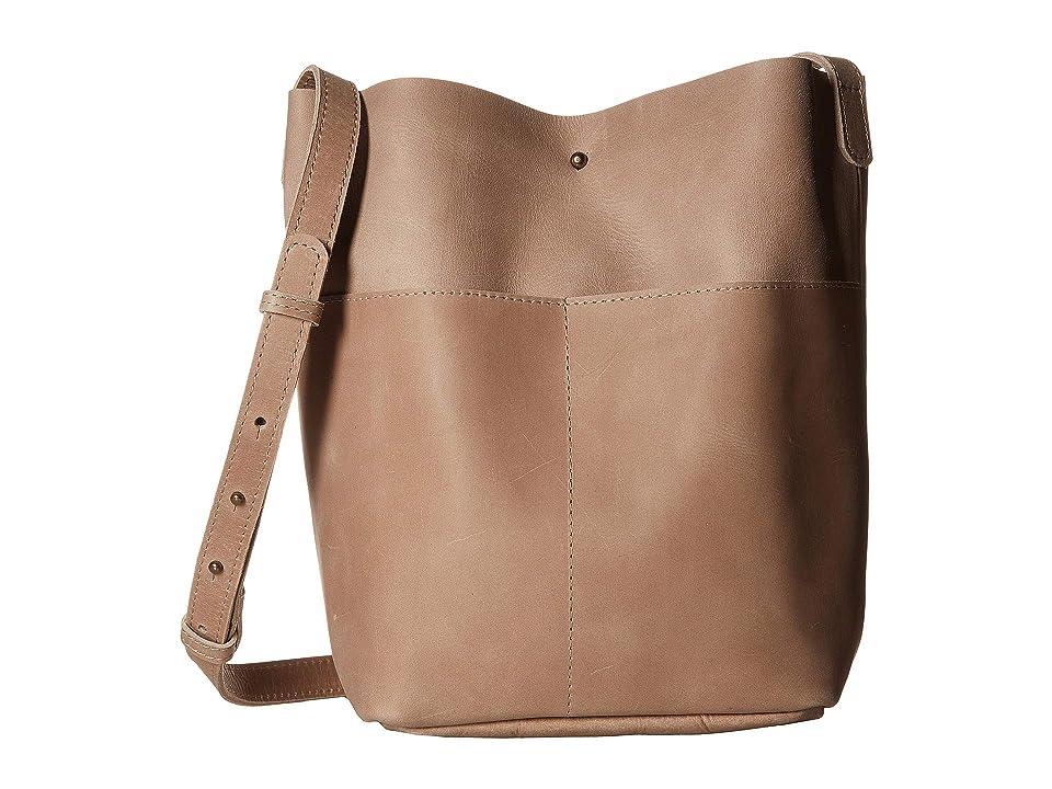 ABLE Selam Crossbody (Fog) Cross Body Handbags
