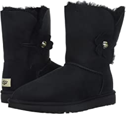 UGG Bailey Button Poppy