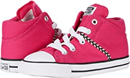 Cerise Pink/Ghost Green/White