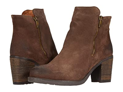 Eric Michael Allegra (Brown Suede) Women