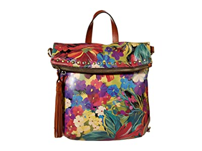 Patricia Nash Luzille Backpack (Citrus Sunrise) Backpack Bags