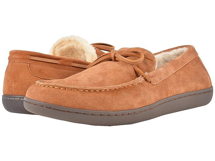 VIONIC  Adler (Chestnut) Mens Slip on  Shoes