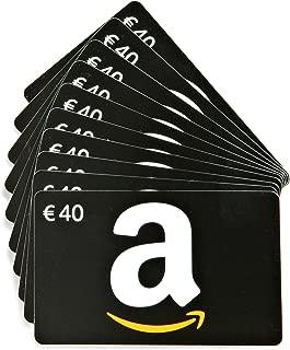 Tarjeta Regalo Amazon.es - €20 (Lote de 10 tarjetas): Amazon ...