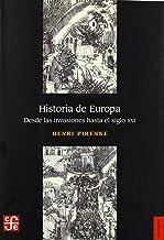 Historia de Europa: desde las invasiones al siglo XVI