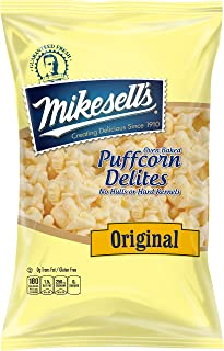 Mikesell's 5.5 oz. Puffcorn Delites - 1 case of 6 bags