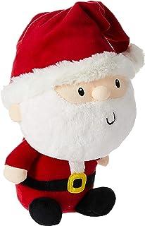 "GUND Jolly Santa Stuffed Plush, 7"""