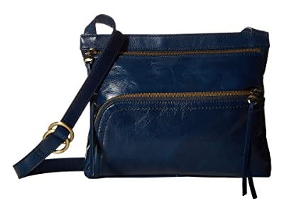 Hobo Cassie (Sapphire) Cross Body Handbags