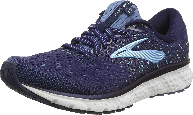 Brooks Womens Glycerin 17 Running Shoe