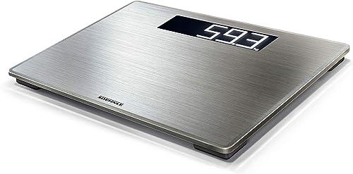 Soehnle Style Sense Safe 300 Bilancia pesapersone, Bilancia digitale con display LCD large, Bilancia pesa persona dig...