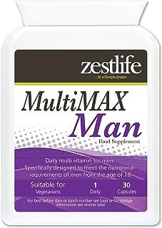 Zestlife MultiMAX multi vitaminas para los hombres