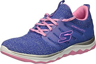 Skechers Kids Girl's Diamond Runner-Sparkle Sprint Sneaker
