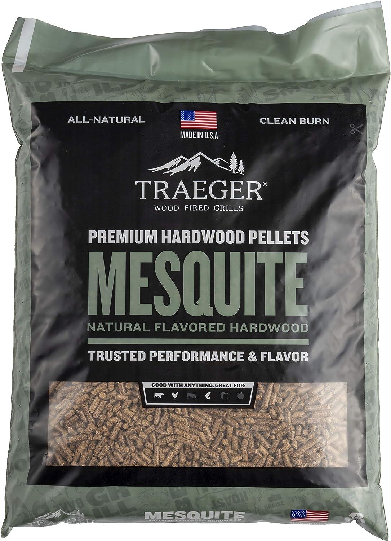 Traeger Grills PEL305 Mesquite