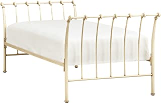 Stone & Beam Barrett French Country Metal Twin Daybed Frame, 91
